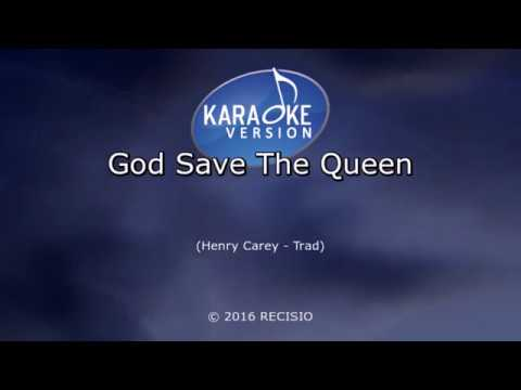 Inno nazionale-God Save The Queen(United Kingdom)-Karaoke