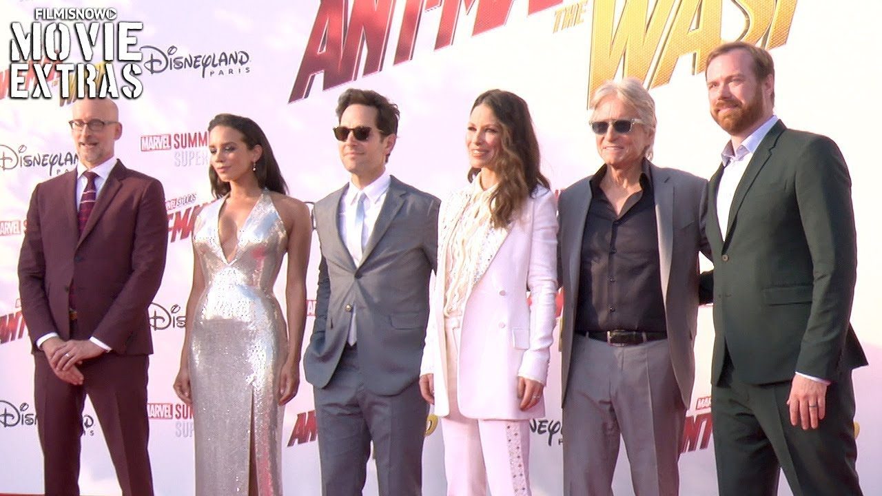 ANT-MAN AND THE WASP | European Premiere