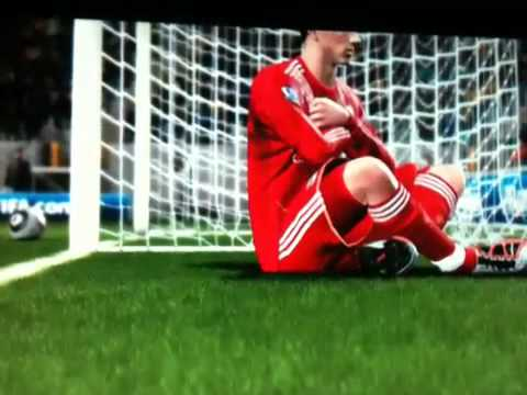 How to do goal celebrations fifa 11 best young right midfielder fifa 18