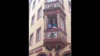 Es geschah am hellichten Tag um 10:00 Uhr ! Zeigten Romeo und Julia den Buga Touris
