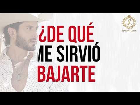 Simón León - ¿De qué me sirvió? - Lyrics