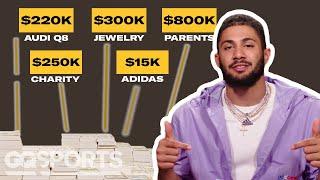 How Fernando Tatís Jr. Spent His First $1M+ in MLB   My First Million  