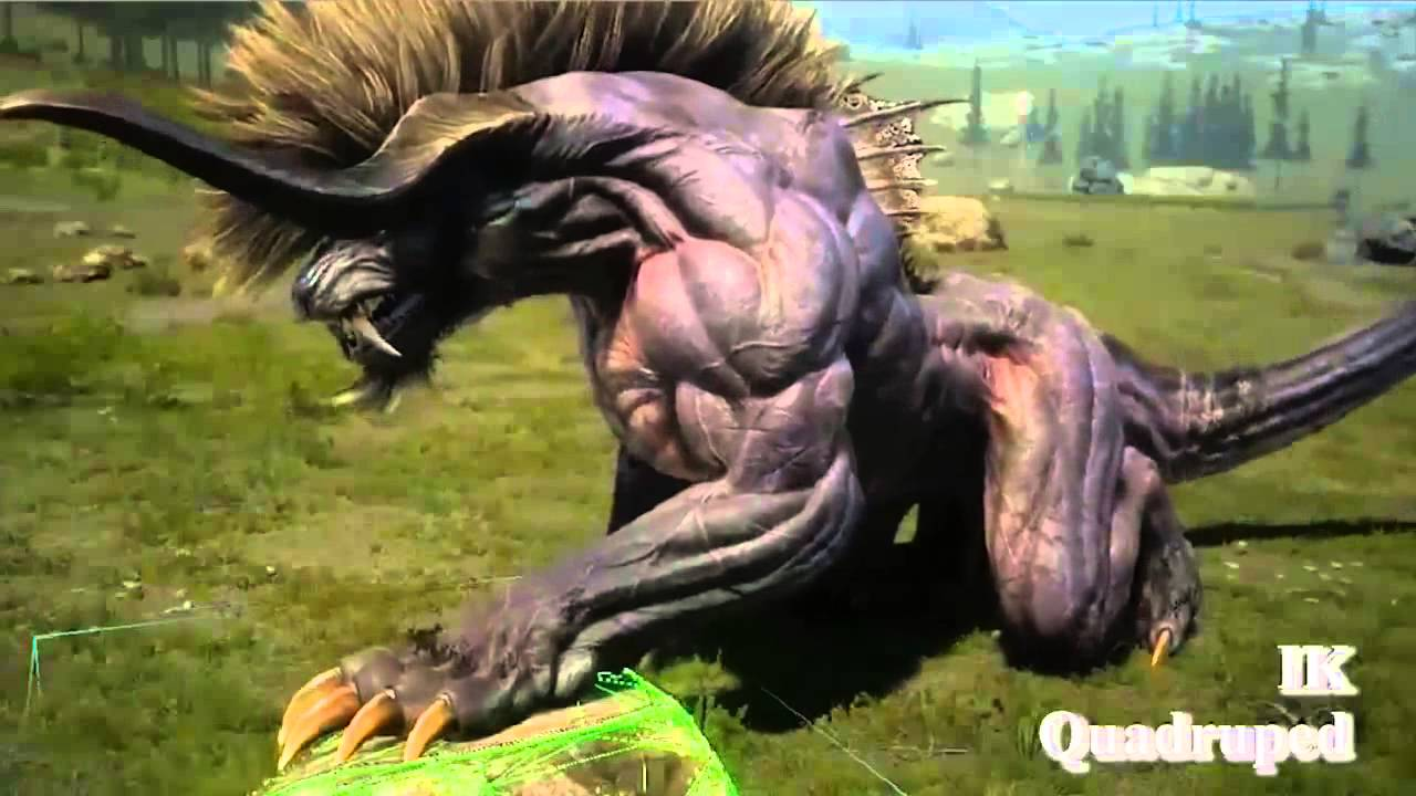 Download Final Fantasy XV   Lumnious Animation CEDEC 2015