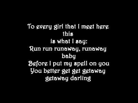 Bruno Mars 'Runaway Baby' (LYRIC)