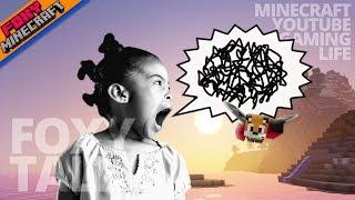 Foxy Talks | Bad Language & Minecraft Lanterns | Episode 4