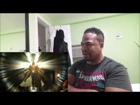 Injustice 2 - Introducing Dr. Fate! - REACTION!!!