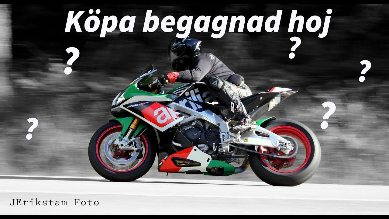 köpa begagnad motorcykel