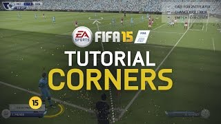 FIFA 15 Tutorial: Corners