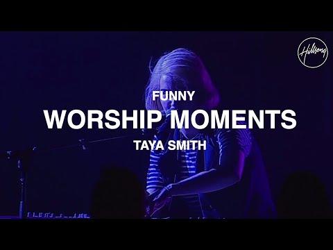 Funny Worship Moments with Taya Smith