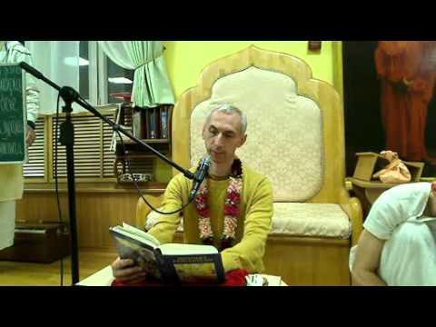 Шримад Бхагаватам 3.31.19 - Дамодара Пандит прабху