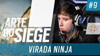 VIRADA NINJA | ARTE DO SIEGE #9 (2019) | Rainbow Six Siege