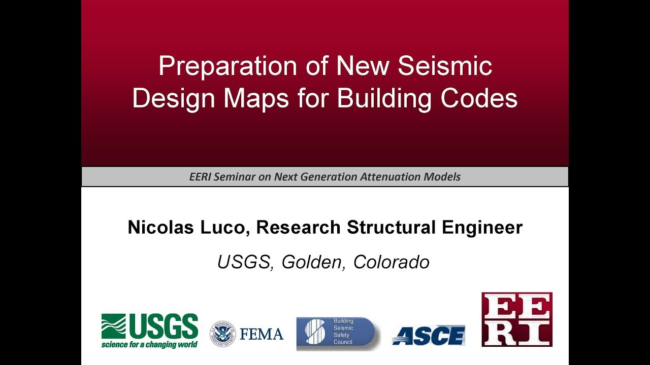 Preparation of Seismic Design Maps for Codes on ibc termite map, ibc frost depth map, ibc ground snow load map,