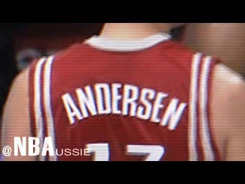 DAVID ANDERSEN Career Tribute by NBAussie