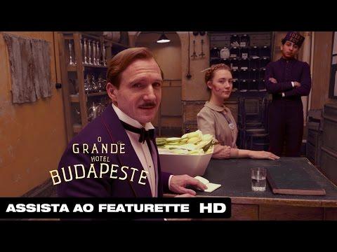 Trailer do filme O Grande Hotel Budapeste
