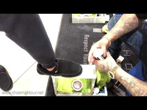 How to clean House Shoes !
