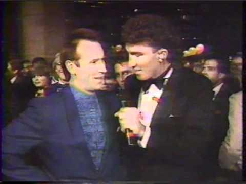 Colin Hay at MTV Video Awards - 1985
