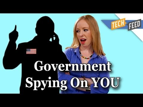 The NSA & Verizon Are Spying On You
