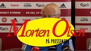 Morten Olsen x Seinfeld | Pressen på P3 | DR