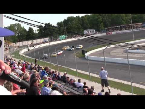 Sunset Speedway Mini Stock Heat 1 2016 08 20