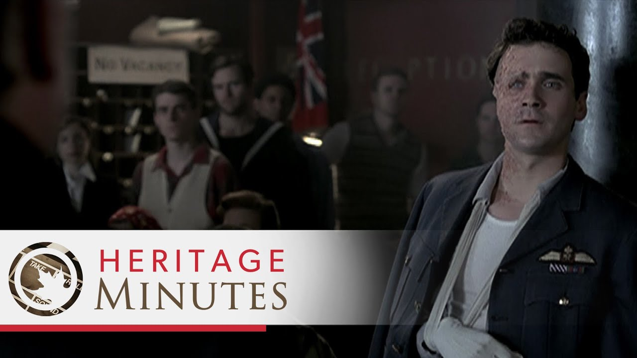 Heritage Minutes: Home from the Wars