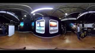 eNCA 360 Video tour of the Photo and Film Expo in Johannesburg