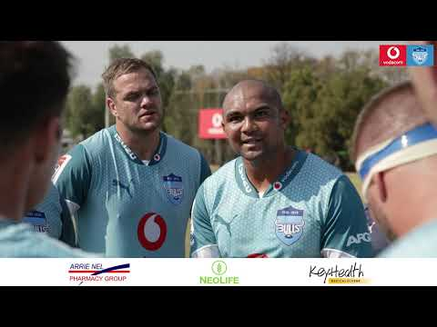 Vodacom Blue Bulls Fitness Report after the match vs Cell C Sharks