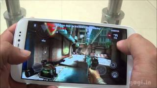 Micromax A240 Canvas Doodle 2 Gaming review