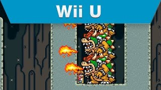 Super Mario Maker for Wii U - Accolades Trailer