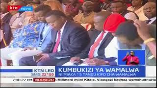Mwendazake Kijana Wamalwa akumbukwa Kitale