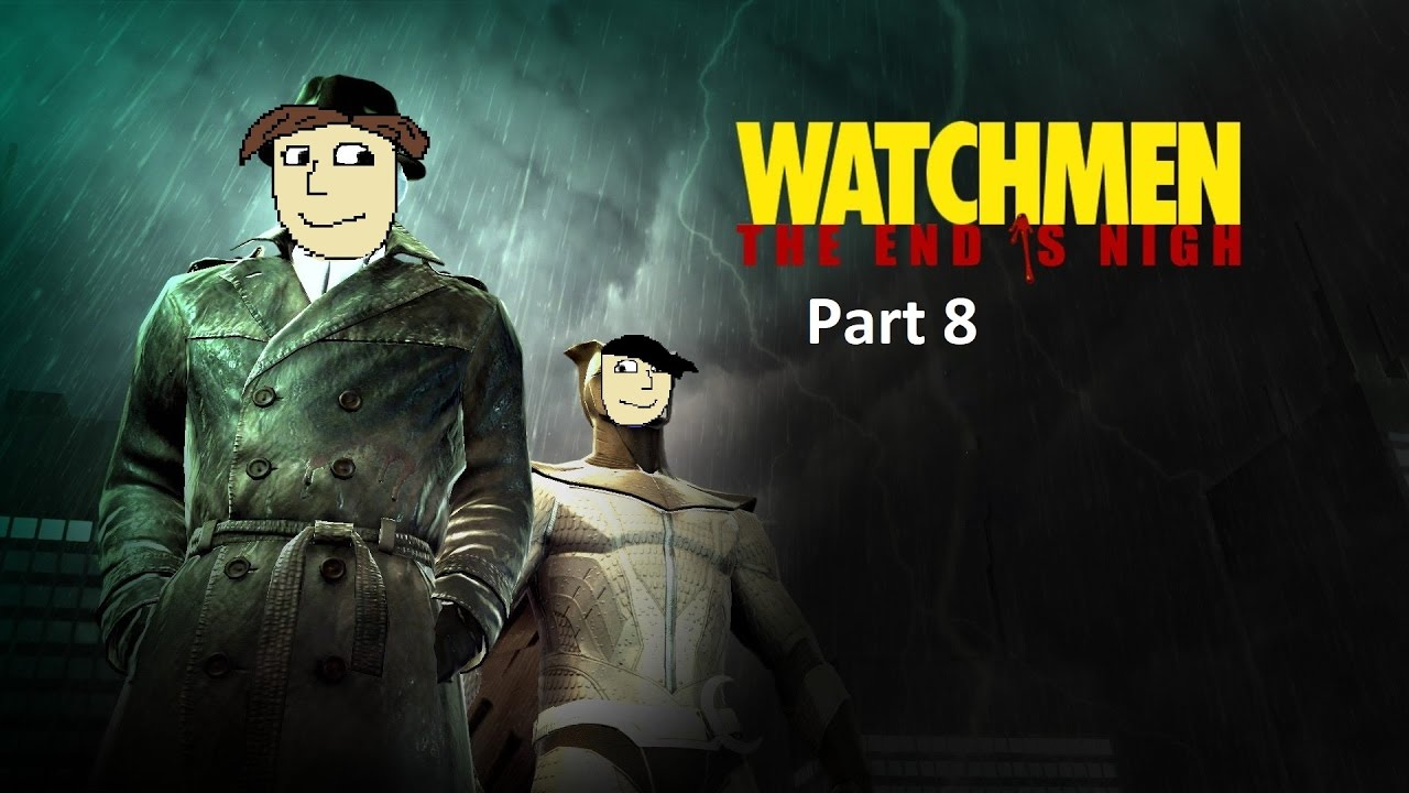 Watchmen penis video