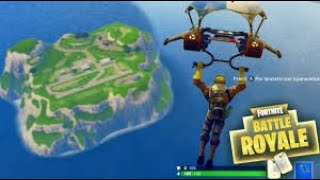Fortnite:Bug to go to spawn island.