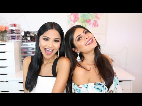 Get Ready With Me + ReadySetGlamour !