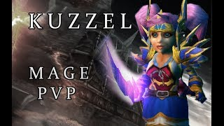 WoW Vanilla/Classic Mage PvP - Kuzzel - Light's Hope Northdale