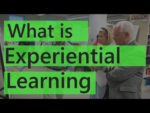 What is experiential learning|Kolb's experiential learning cycle|Education Terminology||SimplyInfo.n