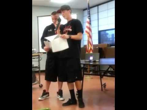 Willcox High School Calculus rap