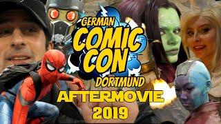 COMIC CON DORTMUND 2019 - Ein kleiner Aftermovie