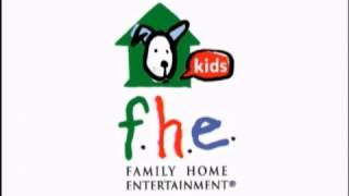 Family Home Entertainment logo (1998; Homemade)