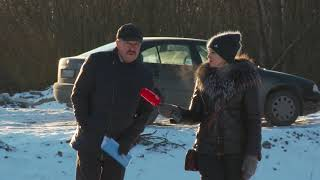 Смотреть видео Как в Москве: планировка территории Старого шоссе в Вологде выполнена по радиальной системе онлайн