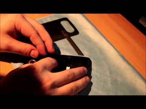 HTC HD7 KARTENWECHSEL (Deutsch)
