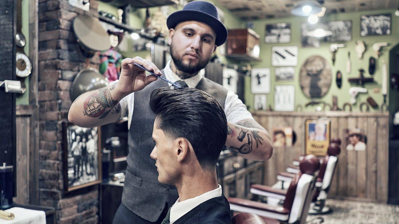 💈 ASMR Barber - HOLLYWOOD STAR haircut
