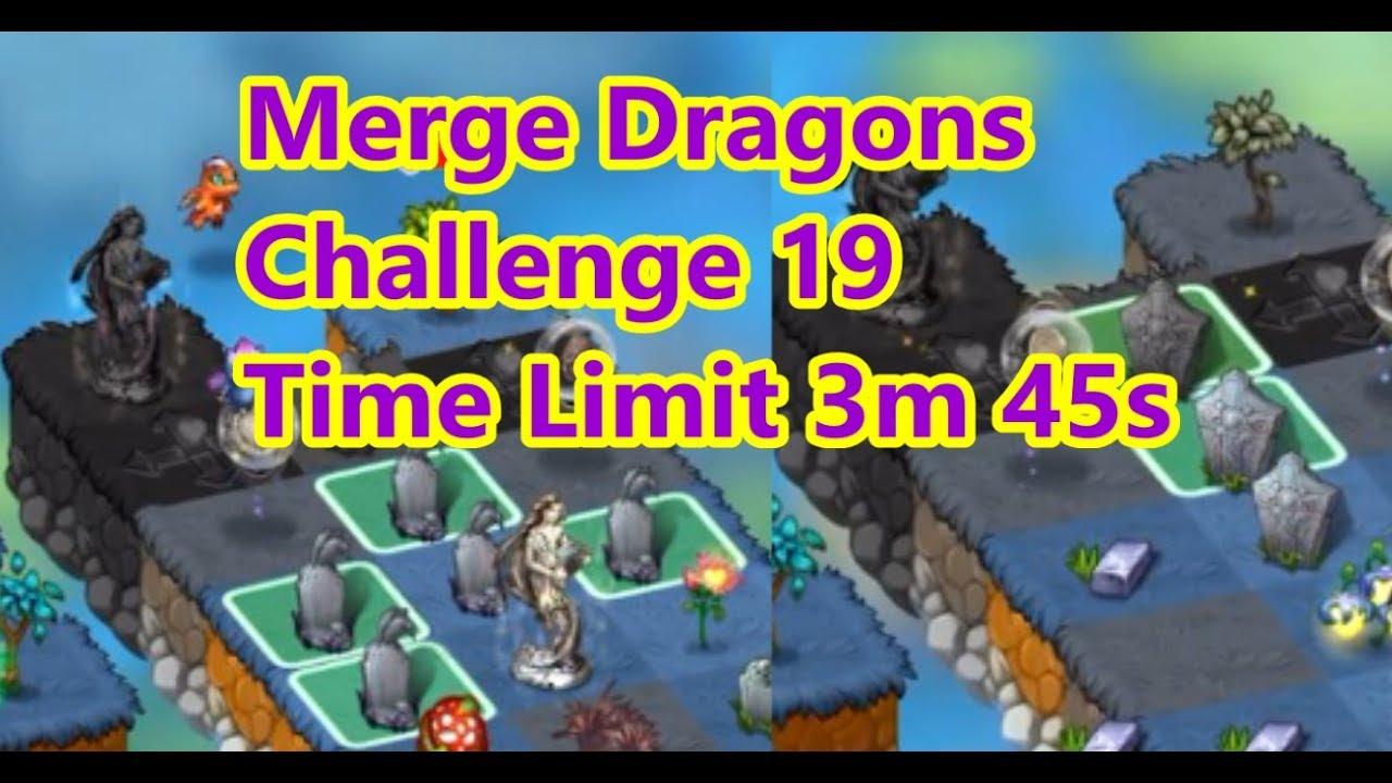 ドラゴンズ チャレンジ 19 マージ