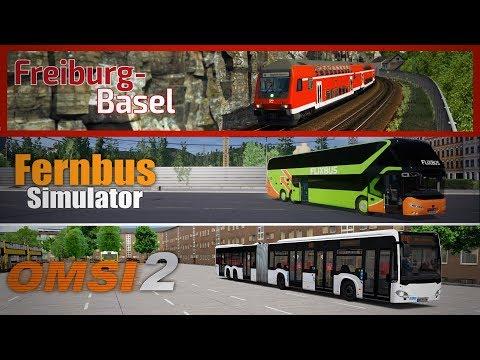 TS2018 Freiburg-Basel | RE nach Freiburg 🔴 Livestream-Aufzeichnung | 6. April (1/3)