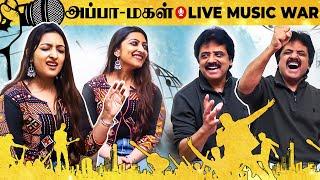 கல்யாணம் அவ எடுத்த DECISION தான் - Singer Srinivas & Sharanya's Musical Interview😍