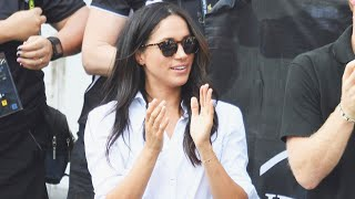 See How to Get Meghan Markle's Iconic 'Husband Shirt' Look