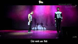 [Vietsub + Kara] Wait For You - Minhyun ft. Baekho (NU