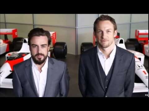 Formula 1's Jenson Button Marries Jessica Michibata