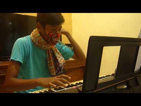 Piano Cover Armada¬ Pergi Pagi Pulang Pagi (MonsterMask)