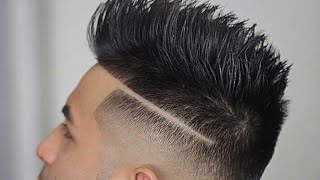Best Hairstyle for Round faces Men ★ Men's Haircut & Hairstyle ★ Men's Lifestyle with Swayam