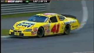 Video NASCAR Busch Series 2007 NAPA Auto Parts 200 download MP3, 3GP, MP4, WEBM, AVI, FLV Juli 2018