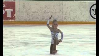 Cостоялся региональный турнир по фигурному катанию «Россошанские снежинки» среди детей.